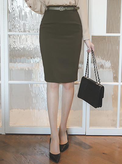 Basic MIDI Hline Skirt (fall)
