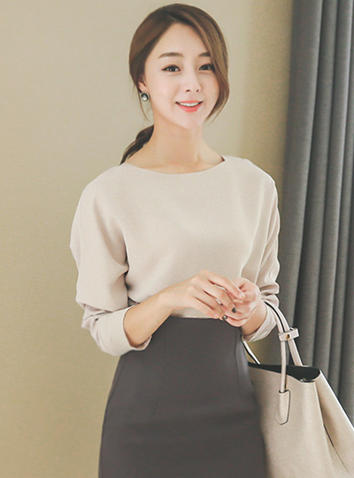 Modern boat lines Blouse
